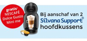 Silvan support= Dolce Gusto