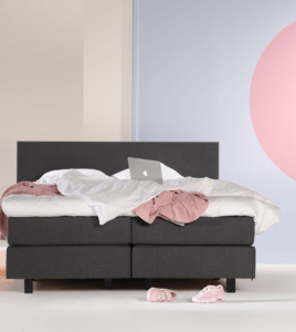 Eastborn-Ruby-boxspring-antraciet 2